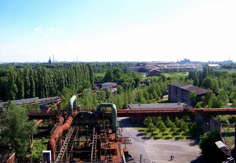 Landschafstpark Duisburg