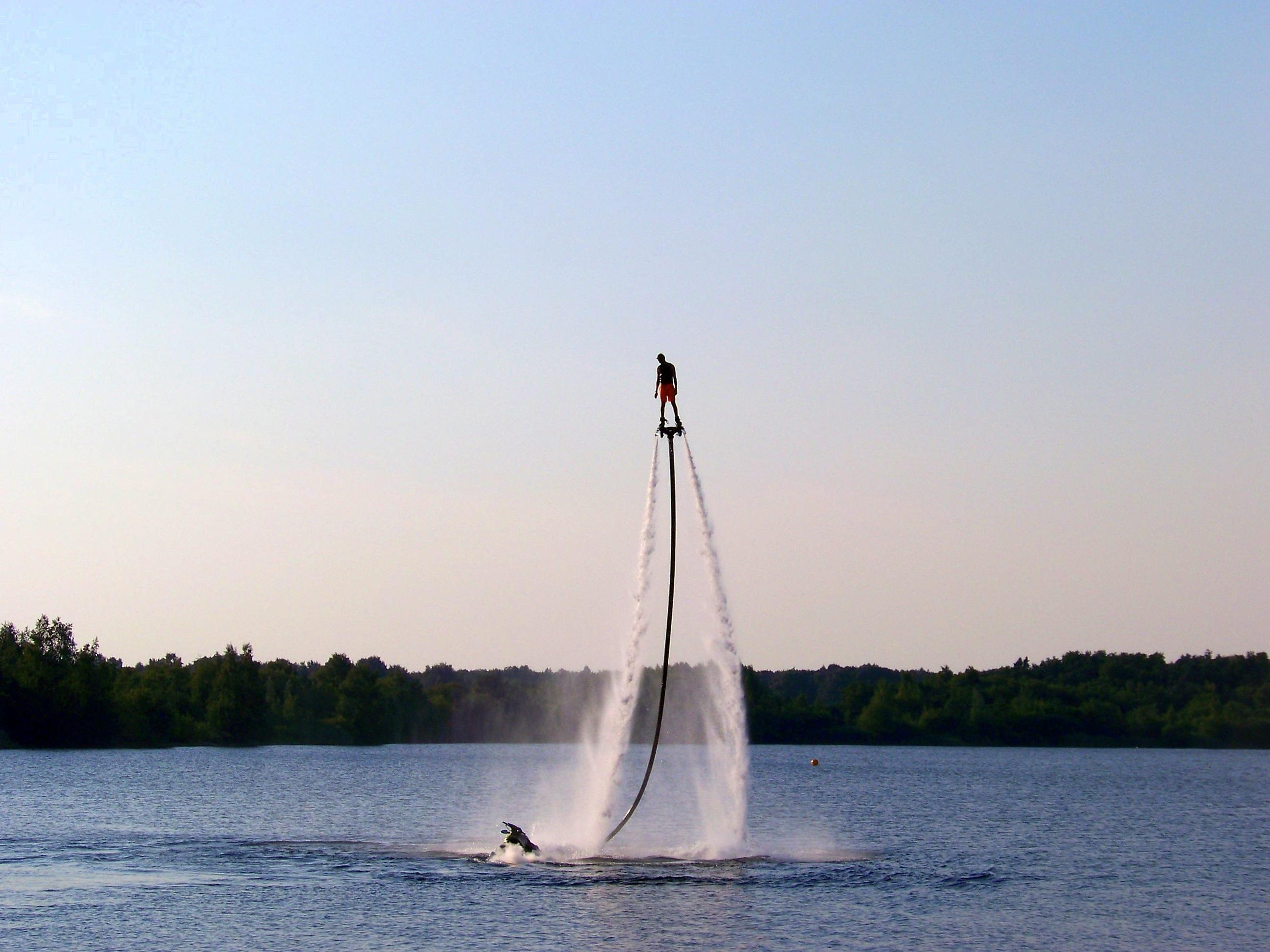 Flyboard - 't Blauwe Meer
